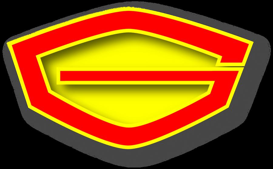Gatchaman - (G Logo)