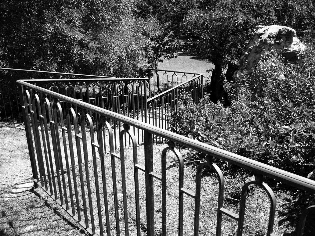 Merveilleux Secret Stairs By EricLeViking ...