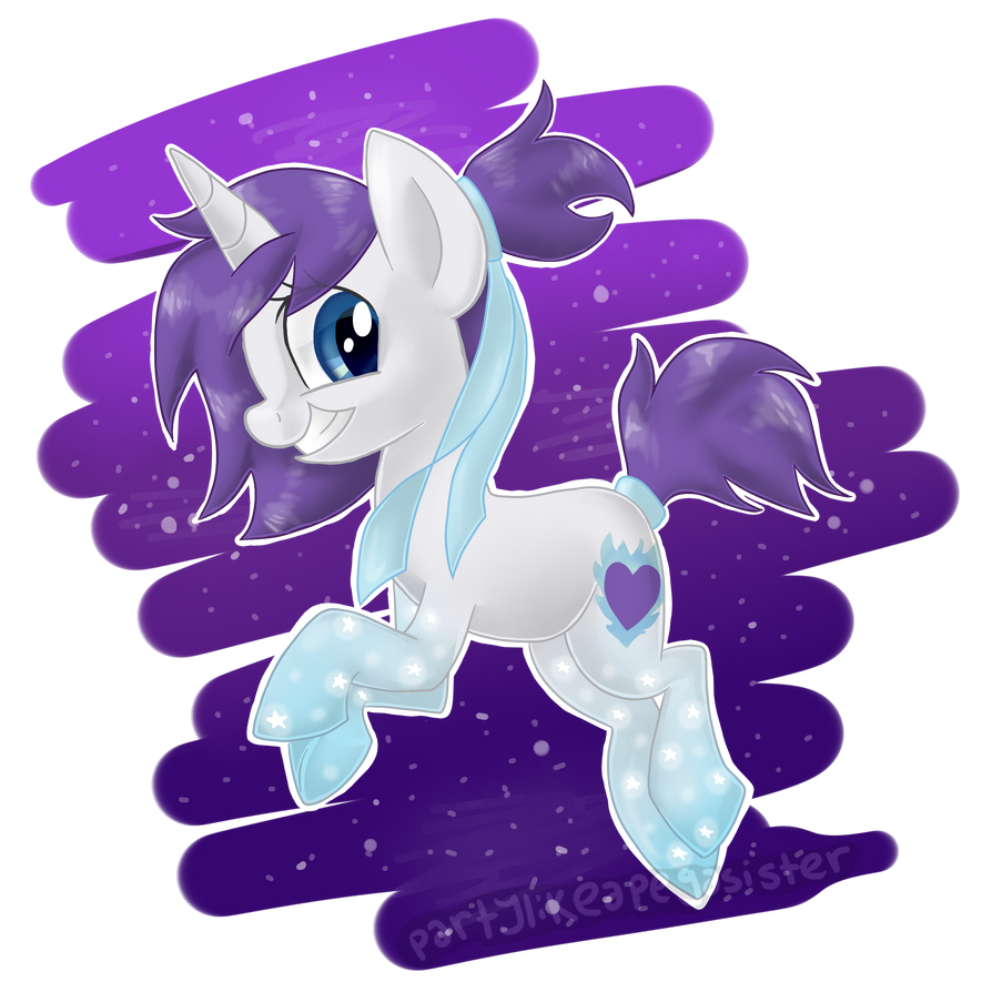INDIGO by partylikeapegasister
