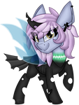 She's a Changeling