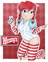 Twitter Wendy by partylikeanartist
