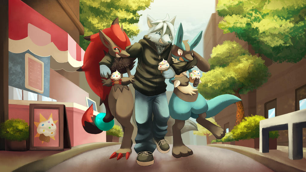Pokemon Lucario And Brixen Images | Pokemon Images