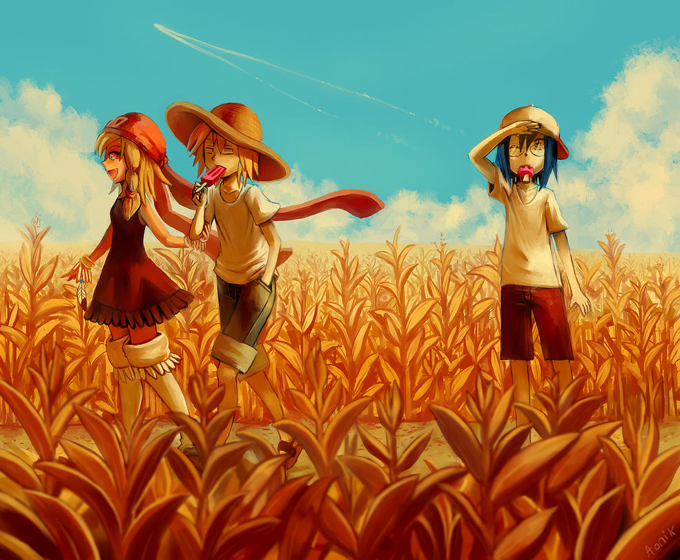 Field Trip by Aonik
