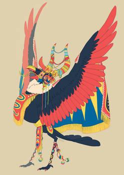 Condor de la Diablada