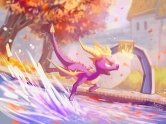 Spyro by Aonik