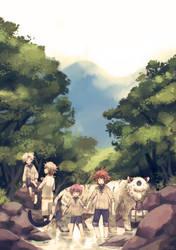 Riverside by Aonik