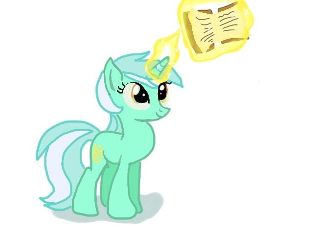 Lyra by Silvermist109