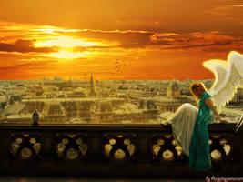 City of angel by Angelopoenarum