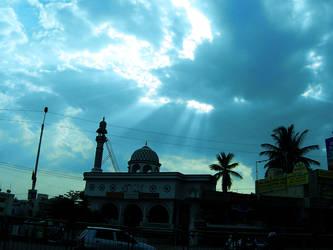 Allah by ashisharma