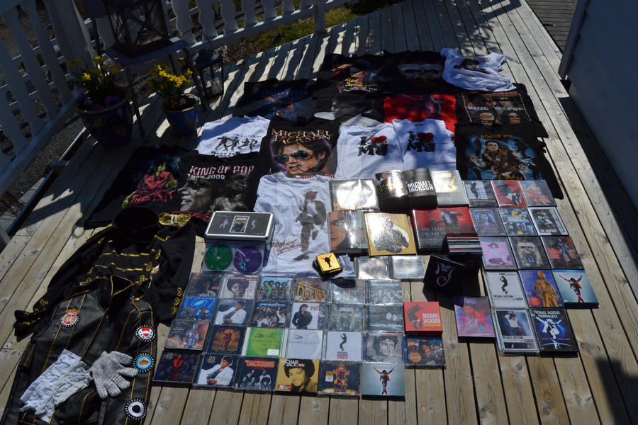 Michael Jackson Ultimate Collection: My Michael Jackson Collection By CiKey93MJ On DeviantArt