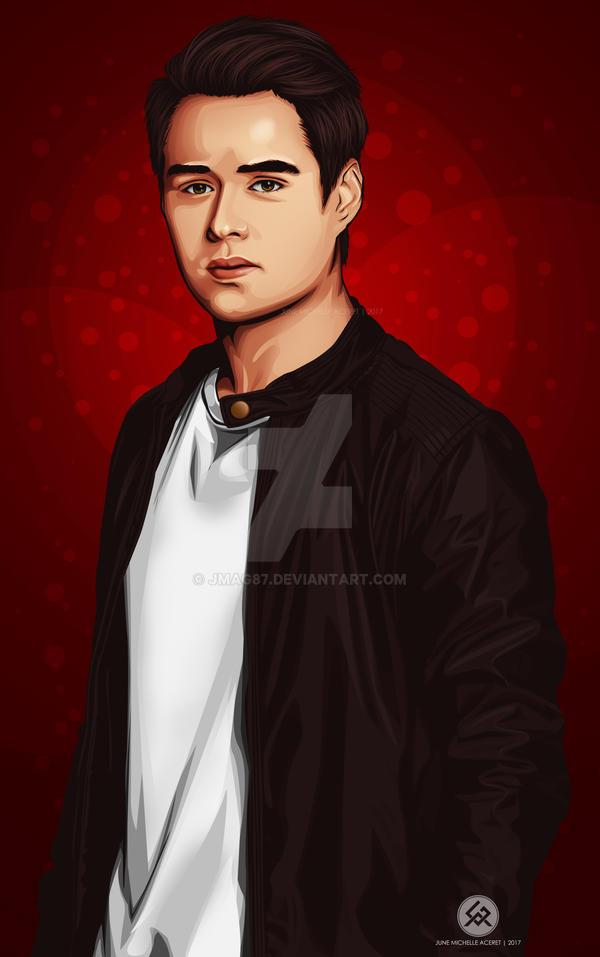 Enrique Gil Vexel Art by jmag87 on DeviantArt