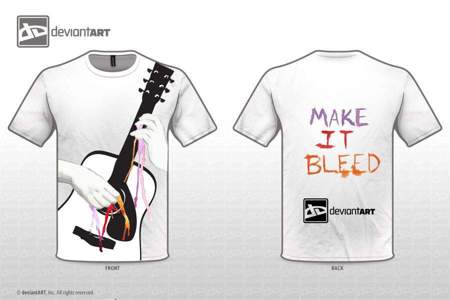 Make it Bleed by ASanti777