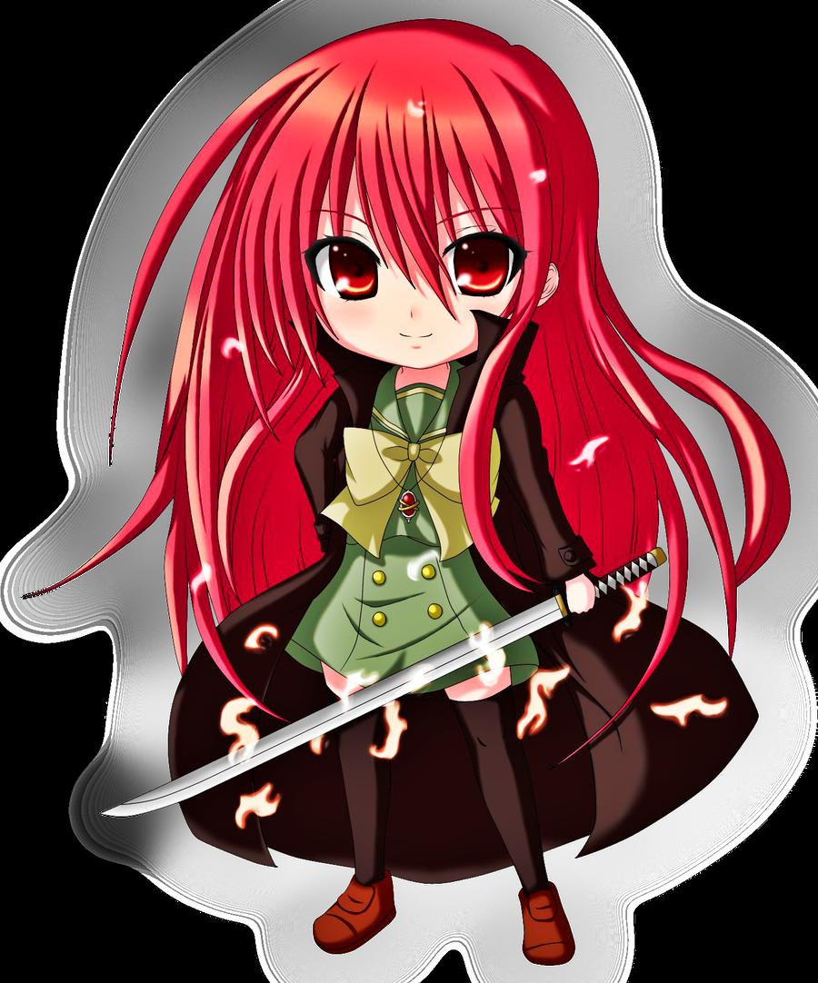 Anime Girl Chibi: Chibi Anime By AlexisSuzumiya On DeviantArt