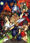 Tribute to Final Fantasy VII
