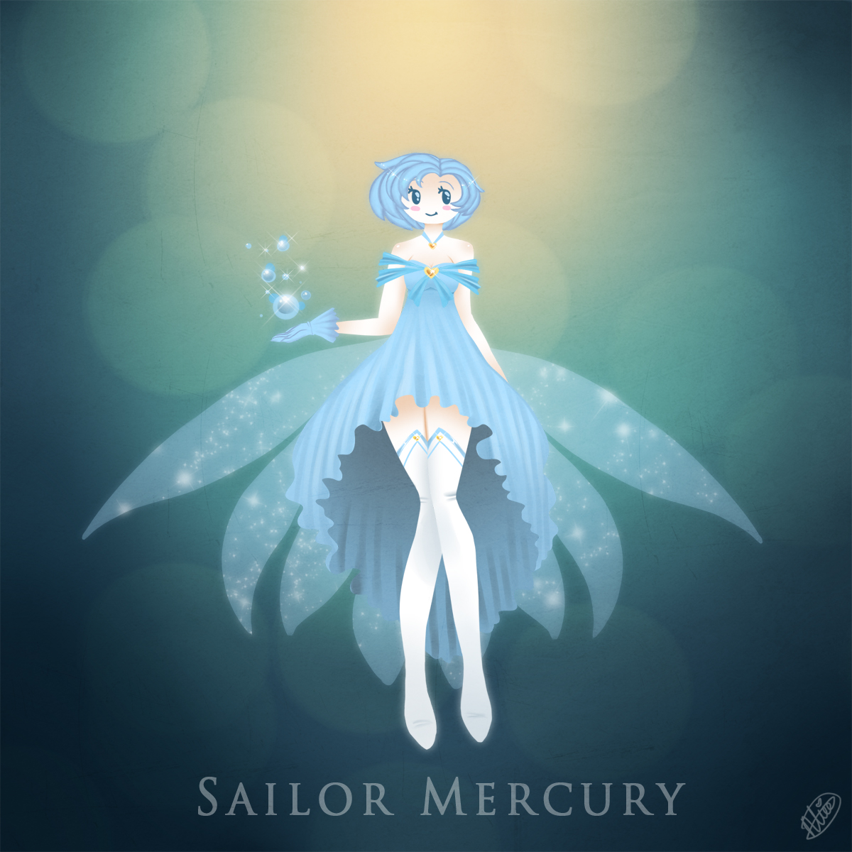 Sailor Collection: Sailor Mercury by McMugget