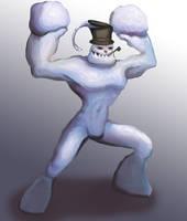 Snowman Zac by MikaF