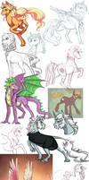 Pony dumb III