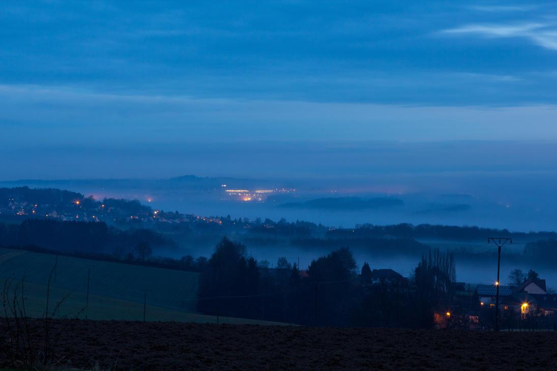 Dreamy Morning by mprangenberg