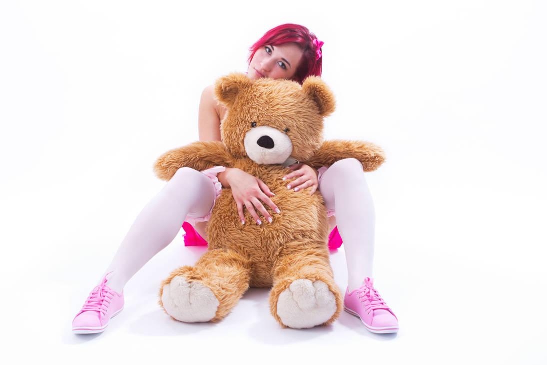 Teddy is all i need by mprangenberg