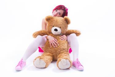 Teddy is all i need
