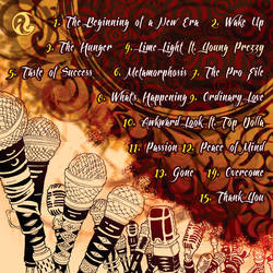 Protege NEW BREED Tracklist