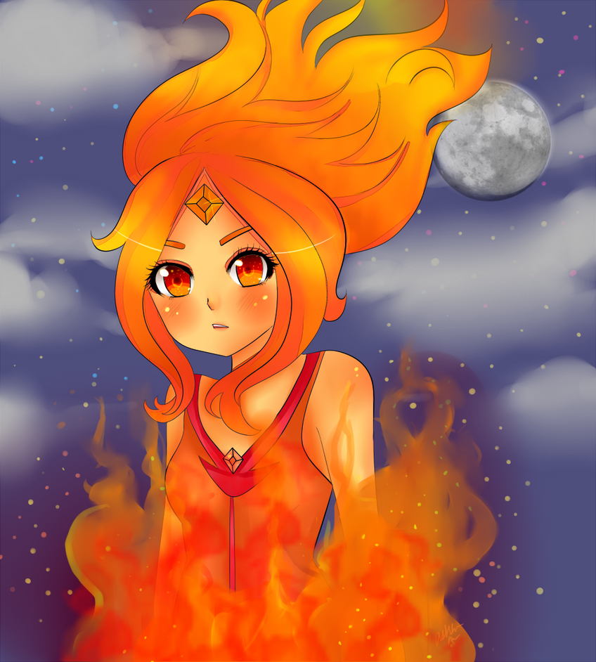 flame princess coloring pages anime-#36