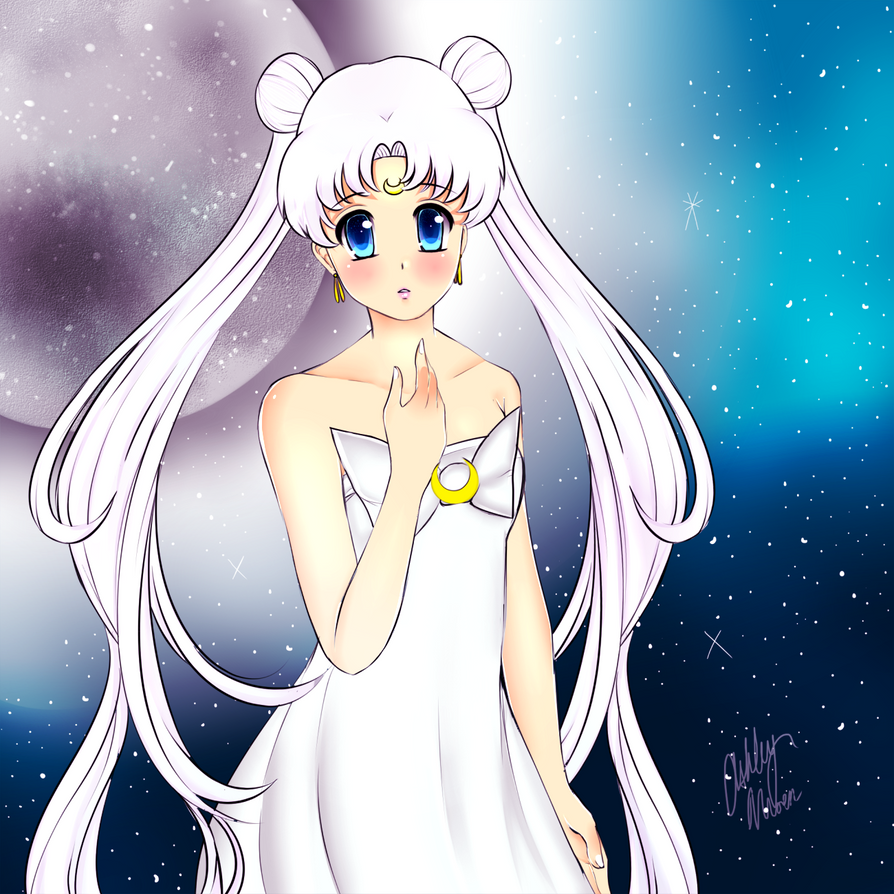Queen Serenity by creampuffchan