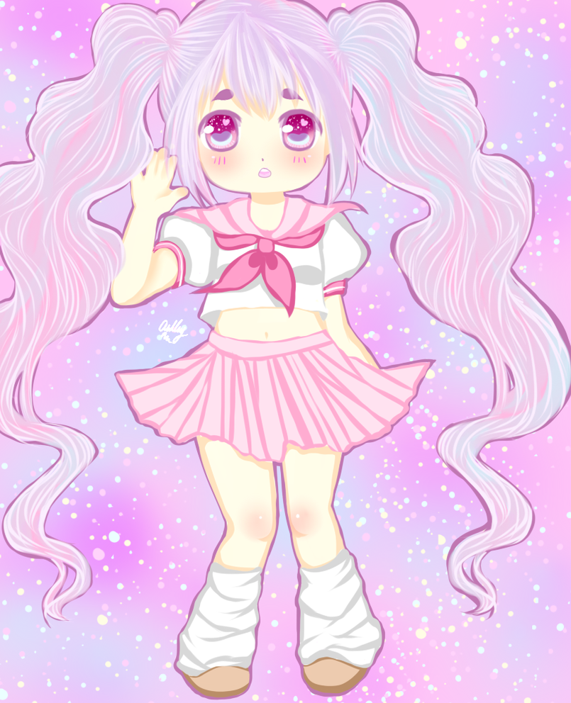 Pastel by creampuffchan