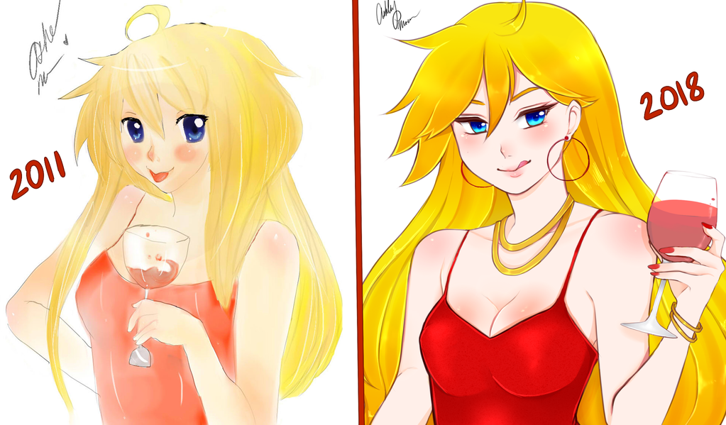 Improvement- Panty by creampuffchan