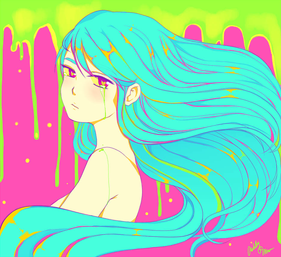 Acid Tears by creampuffchan