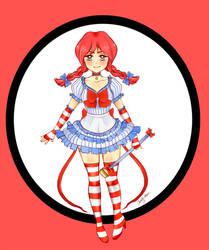 Magical Girl Wendy's
