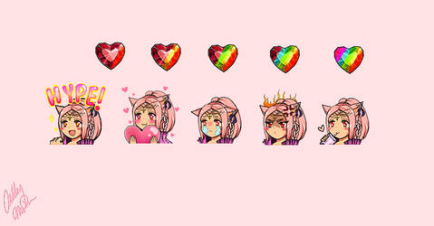 Twitch Emotes and Badges Commissions