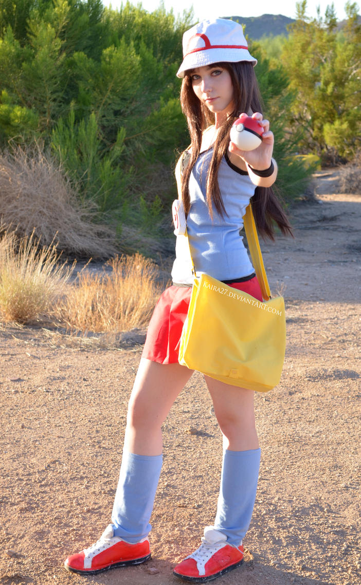 Pokemon: Adventure Awaits! by Kaira27