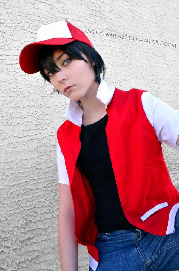 Pokemon: Red by Kaira27