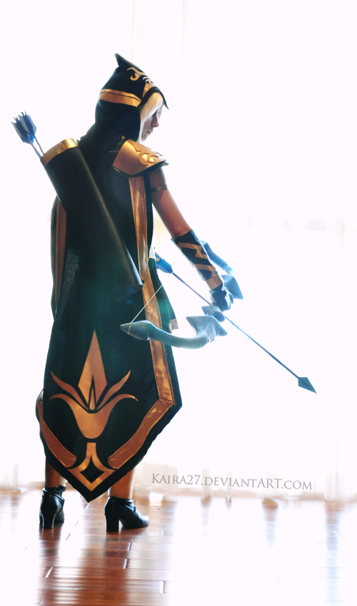 League of Legends: Archer by Kaira27