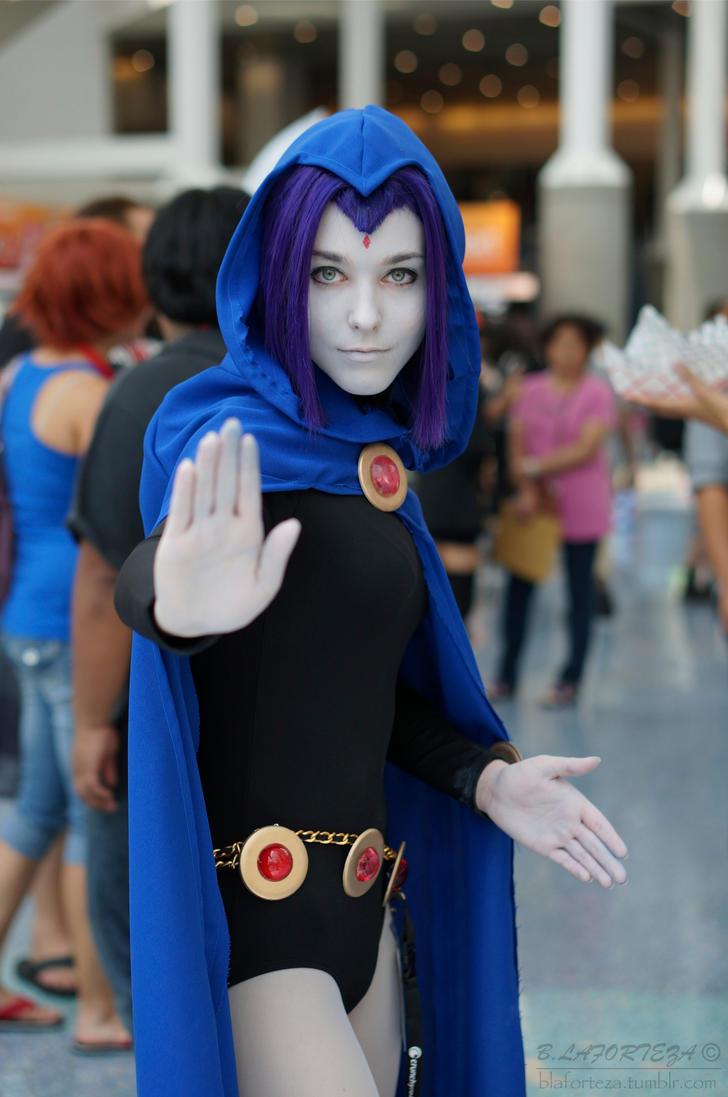 Teen Titans: Raven by Kaira27