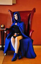 Teen Titans: Daughter of Trigon by Kaira27
