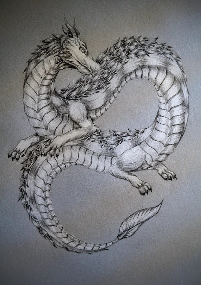 Dragon by Kaira27