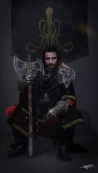 Victarion Greyjoy - Lord Captain of The Iron Fleet