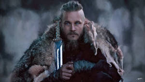 King Ragnar by Hax09