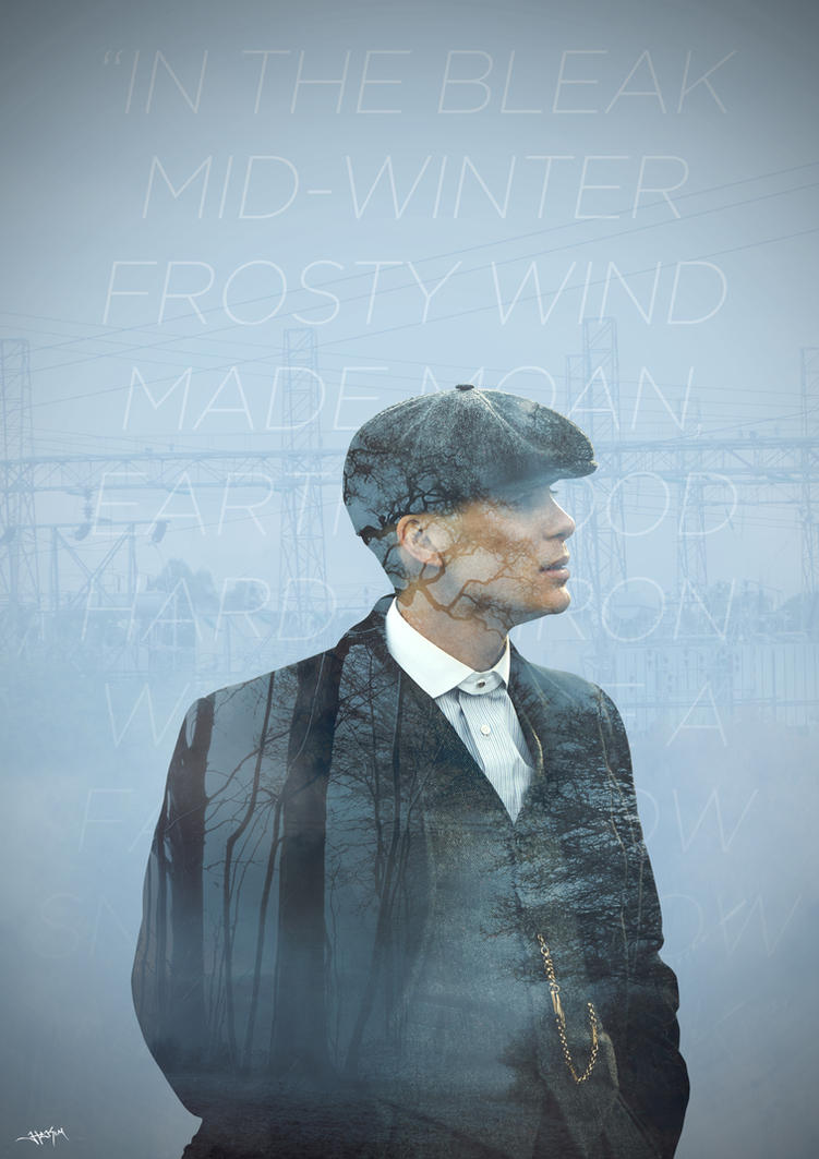 Thomas Shelby Peaky Blinders by Hax09