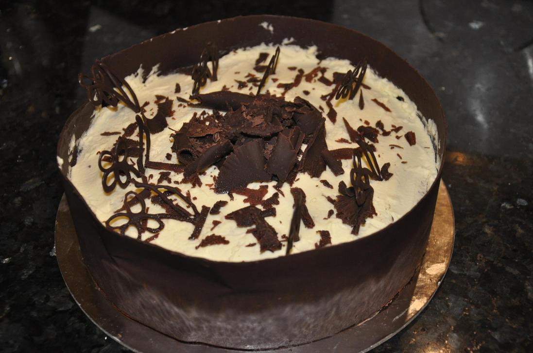 Chocolate Cake~! by Reiusa