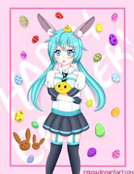 [Secret Easter Bunny]- Mirai