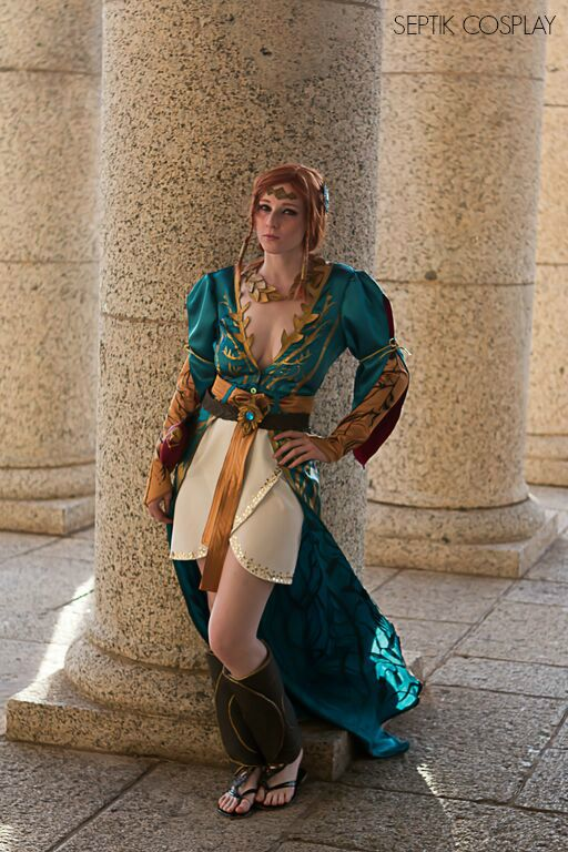 Witcher 3 Cosplay Triss