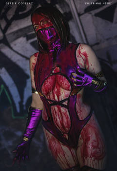 Was It good for you? [Mileena by Septik Cosplay]