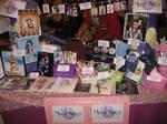 My Table at A-KON 2009