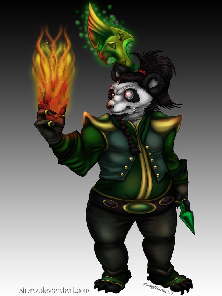 Pandarian by Sirenz