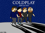 25 years of Coldplay Ghost stories