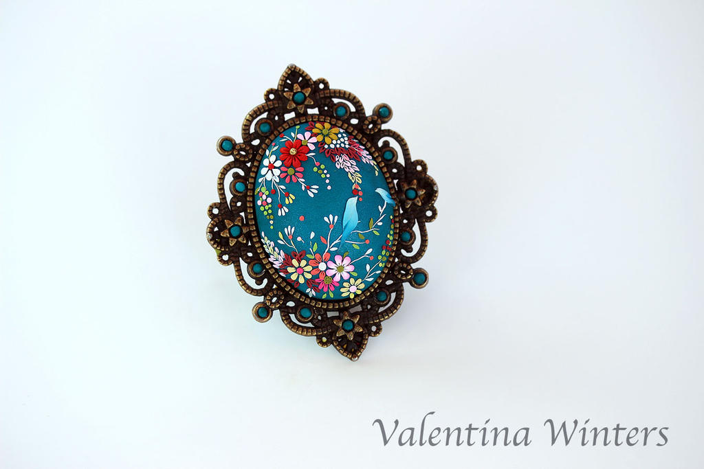 Sculpted Polymer Clay jewelry