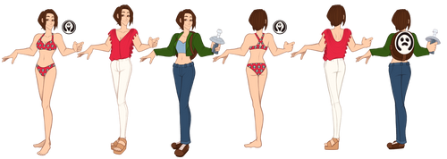 Lynn Spencer Reference Sheet by thezodiaclord